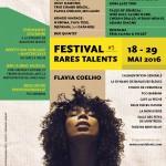 affiche_festival Rares Talents
