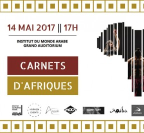 CARNET D'AFRIQUE MOCA